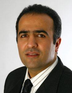 Dipl. Betriebswirt, Herr Malek Mansour Sepahyar